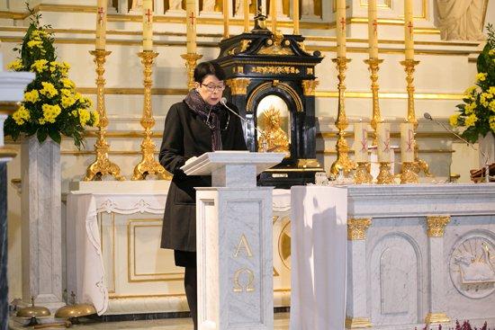 Na zdjęciu: Uroczystość pogrzebowa Andrzeja Kopiczyńskiego. autor zdjęcia: Danuta Matloch