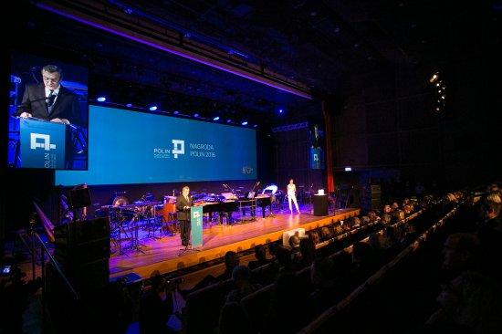 Gala wręczenia nagrody POLIN 2016