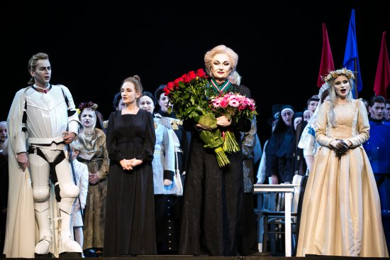 Złoty Medal Gloria Artis dla Małgorzaty Walewskiej