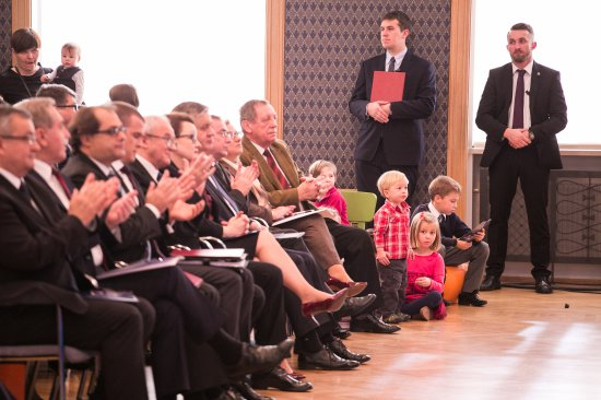 Na zdjęciu: Podsumowanie,  pierwszy rok rządu