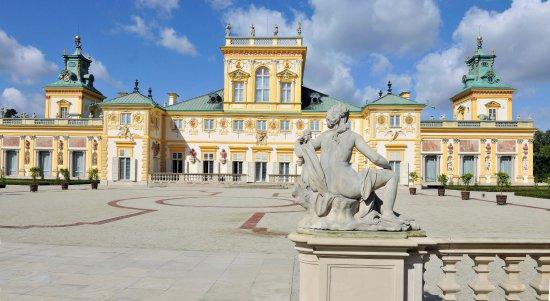 Nazdjęciu: Muzeum Pałacu Króla Jana III w Wilanowie