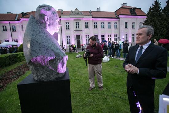 Na zdjęciu: Noc Muzeów 2016 w Ministerstwie Kultury i Dziedzictwa Narodowego. autor zdjęcia: Danuta Matloch