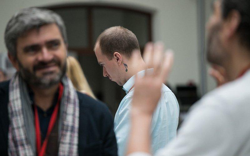 Na zdjęciu: Otwarcie konferencji Music Export Conference. autor zdjęcia Danuta Matloch