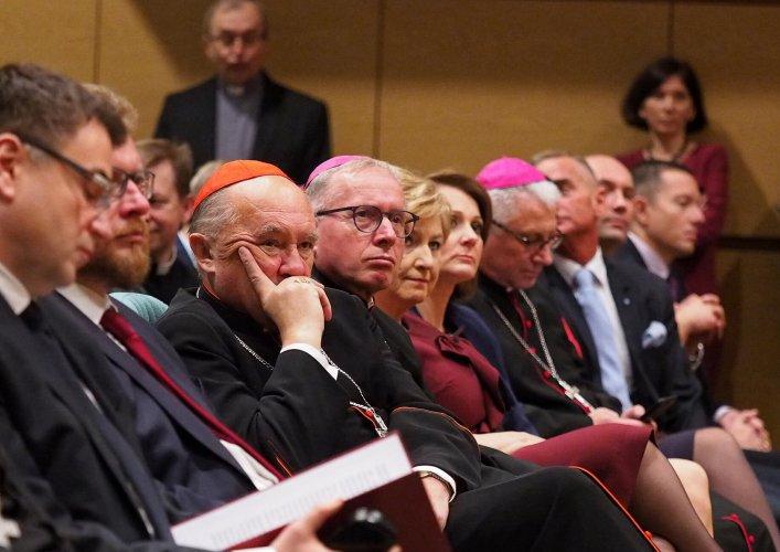 Na zdjęciu: Uroczysta inauguracja nowego roku akademickiego na UKSW. fot. UKSW w Warszawie