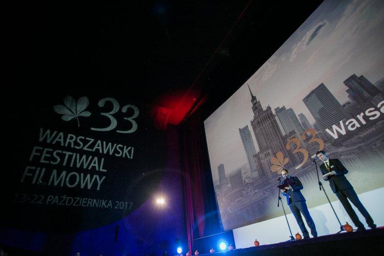Na zdjęciu: Wiceminister Paweł Lewandowski na uroczystości otwarcia WFF