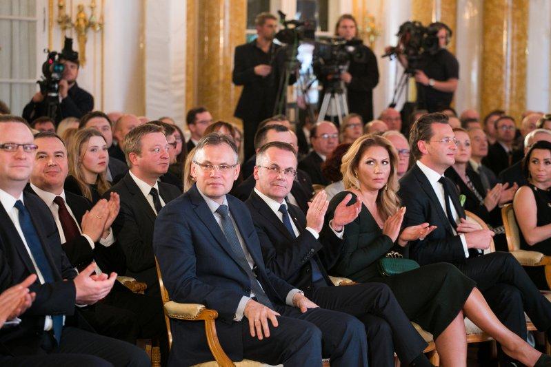 Gala wręczenia nagród Strażnik Pamięci 2017. autor zdjęcia: Danuta Matloch