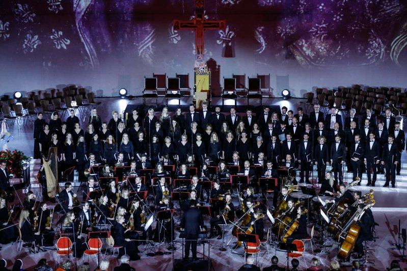 Wieczorny koncert w Świątyni Opatrzności Bożej  autor zdjęcia: Danuta Matloch