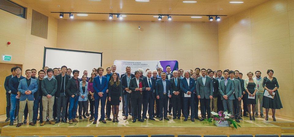 Na zdjęciu: Międzynarodowy Konkurs Dyrygentów im. Grzegorza Fitelberga