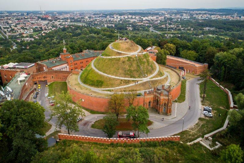 Na zdjęciu: Zabytek wpisany na listę Pomników Historii - Kraków