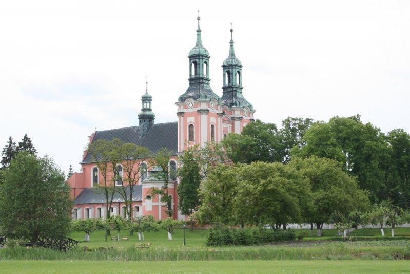 Na zdjęciu: Zabytek wpisany na listę Pomników Historii - Gościkowo - Paradyż