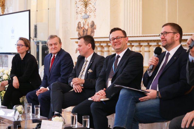 """Na zdjęciu:  II Ogólnopolskiej Konferencji """"Wolontariat w kulturze: uczestnictwo,  społeczność,  rozwój"""