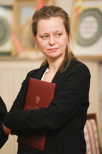 Na zdjęciu: Anna Ptak zostaje powołana na kuratorkę wystawy w Pawilonie Polskim na Biennale Architektury 2018