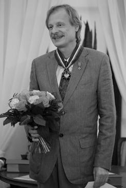 Michał Kulenty. autor zdjęcia: Danuta Matloch