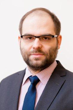 Wiceminister  Paweł Lewandowski