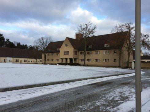 Na zdjęciu:Muzeum w Ravensbrück