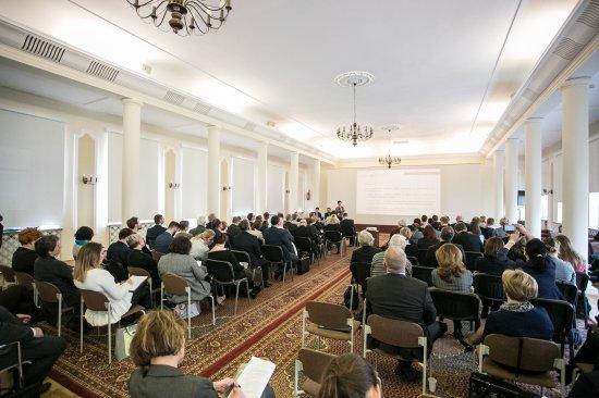 Na zdjęciu: Konsultacje publiczen Programu Niepodległa 2018
