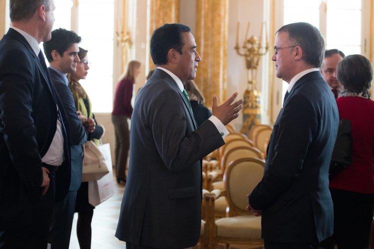 Prezentacja Programu NIEPODLEGŁA dla korpusu dyplomatycznego
