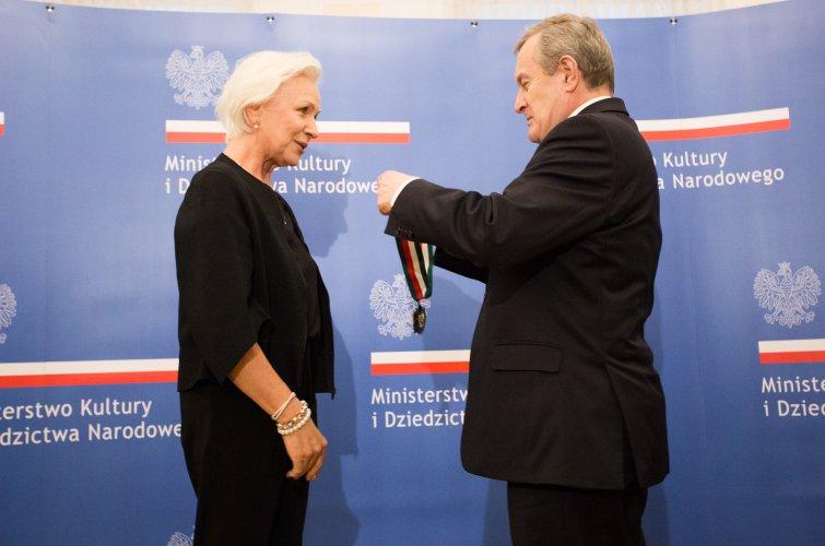 Medale Gloria Artis dla Łabonarskiej,  Zelnika i Makowieckiego