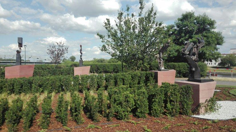 Na zdjęciu: Ogród Nadziei