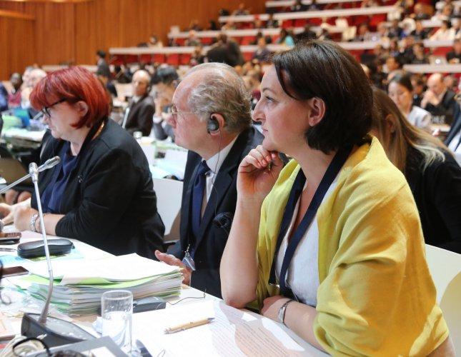 Na zdjęciu: wiceminister Magdalena Gawin