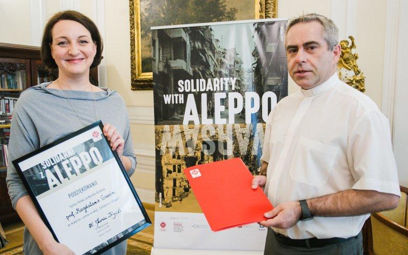 Podsumowanie akcji Solidarni z Aleppo