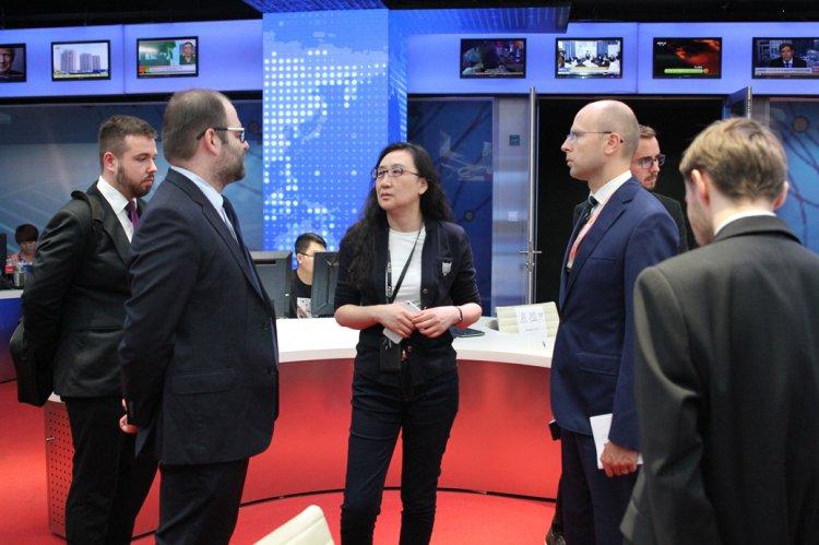 Wizyta wiceministra Lewandowskiego w Chinach
