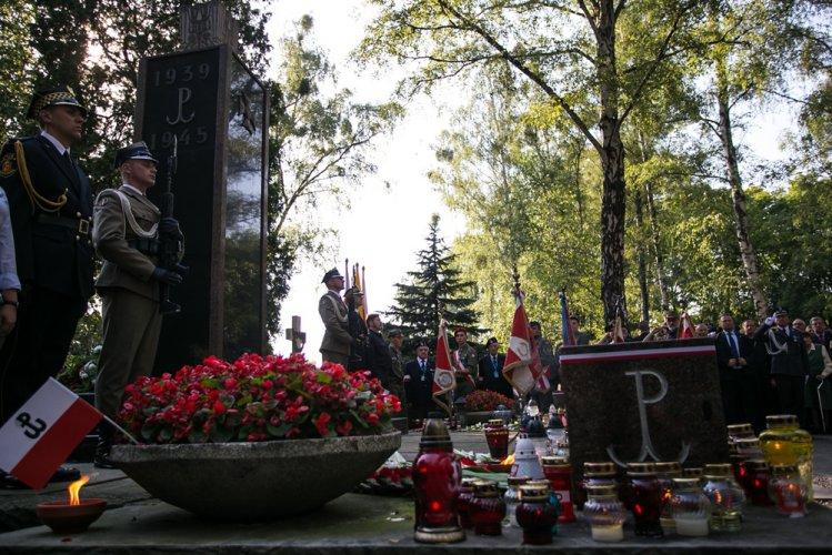 73. rocznica wybuchu Powstania Warszawskiego