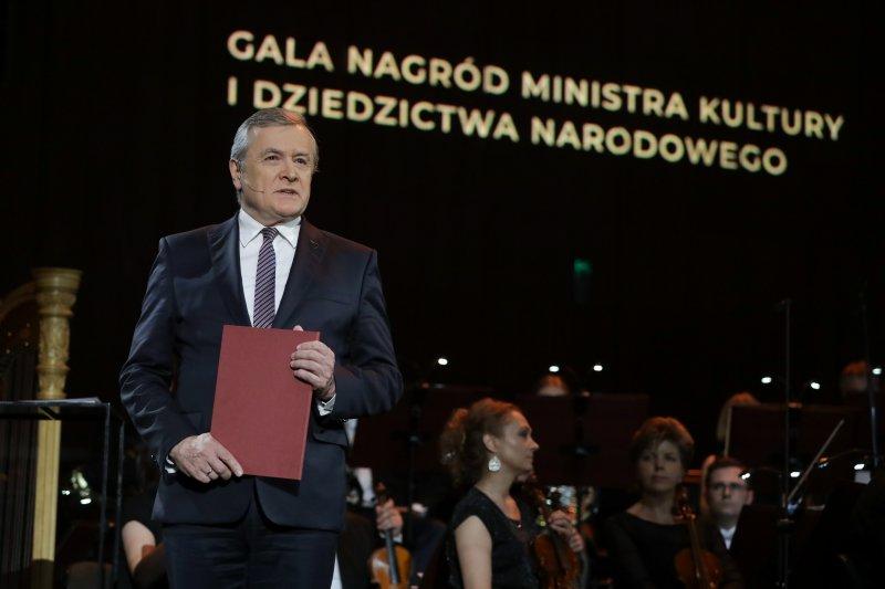 Gala Nagród Ministra Kultury i Dziedzictwa Narodowego. autorem zdjęcia Danuta Matloch