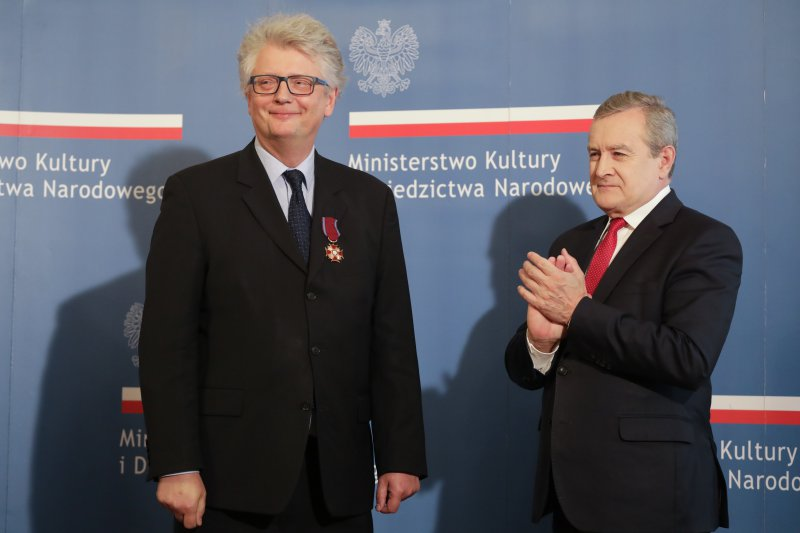 Na zdjęciu: Piotr Iwicki