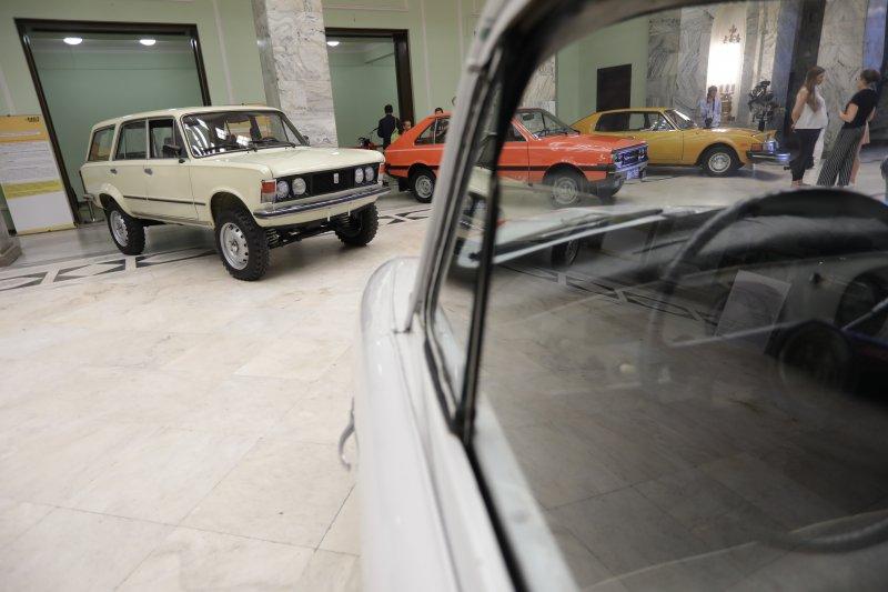 Na zdjęciu: Wystawa Perły  motoryzacji