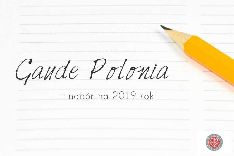Gaude Polonia 2019