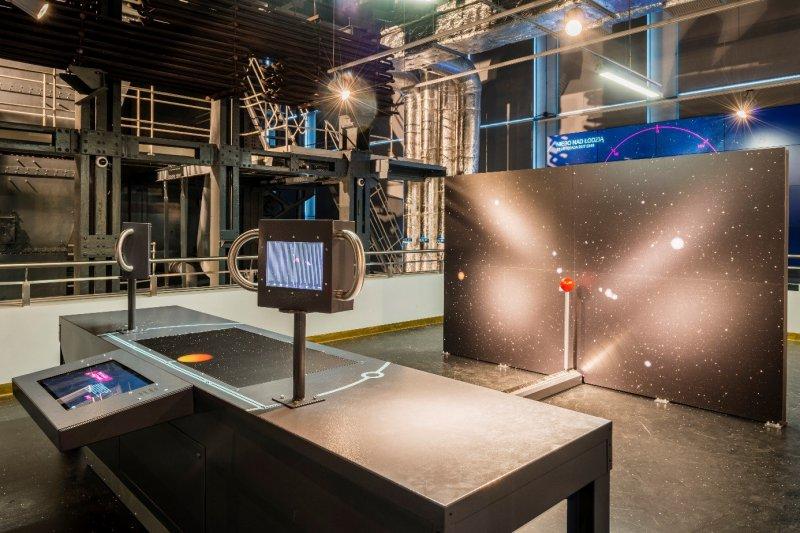Na zdjęciu: Wnętrze Centrum Nauki i Techniki EC1 w Łodzi