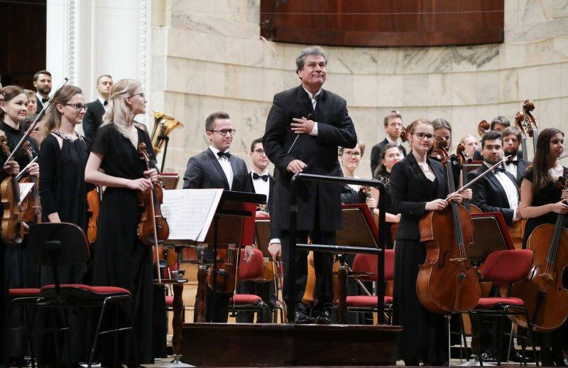 Na zdjęciu: inauguracja nowego sezonu artystycznego Polskiej Orkiestry Sinfonia Iuventus