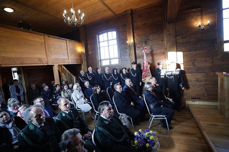 Zabytkowy kościół w Nakonowie wyremontowany dzięki dofinansowaniu MKiDN