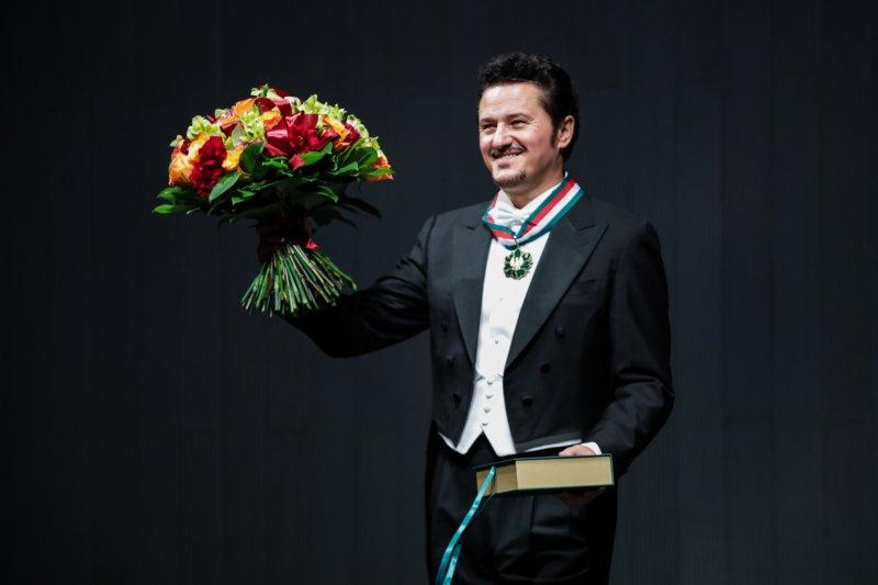 na zdjęciu tenor Piotr Beczał