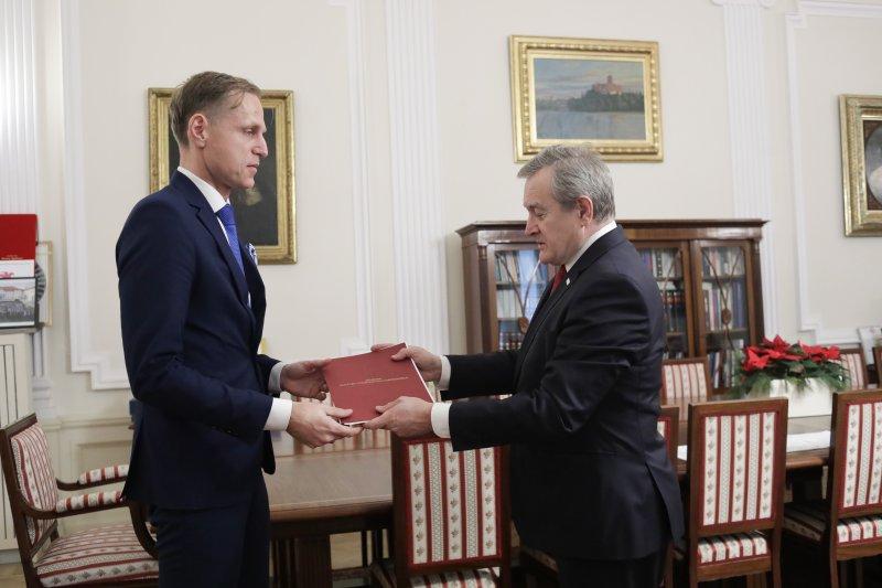 Bartosz Skaldawski powołany na Dyrektora Narodowego Instytutu Dziedzictwa