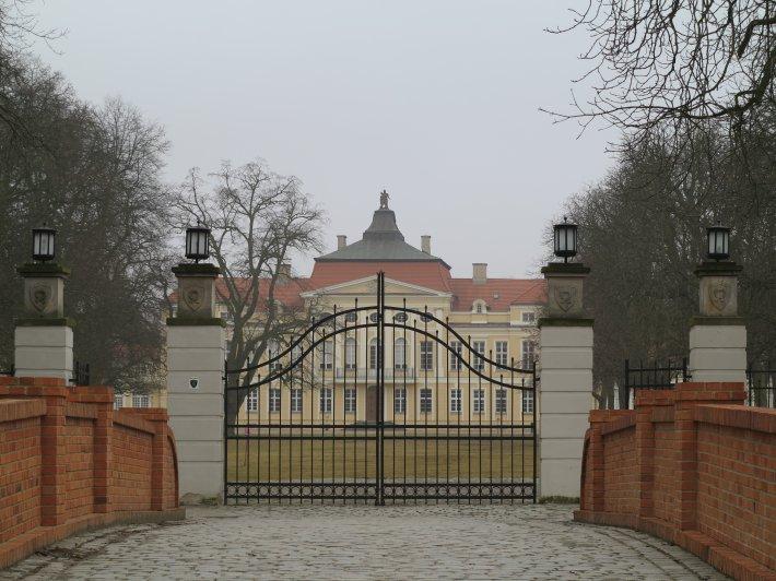 Na zdjęciu: Zabytek Zadbany - Muzeum Pałac w Rogalinie,  fot. Radomiła Banach
