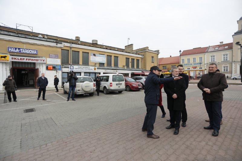 Podpisanie porozumienia na współprowadzenie przez MKiDN Filharmonii w Łomży. autor zdjęcia: Danuta Matloch