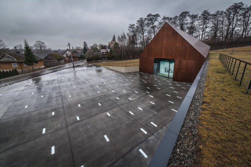Na zdjęciu: Muzeum w Markowej