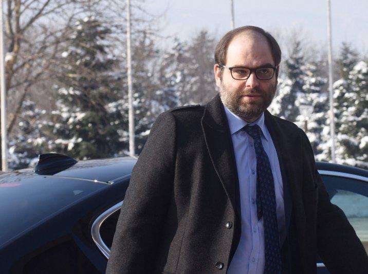 Na zdjęciu: Wiceminister Paweł Lewandowski
