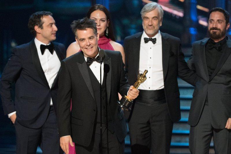 Na zdjęciu: Gala wręczenia Oskarów