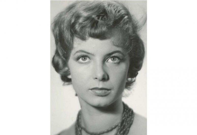 Na zdjęciu: Grażyna Staniszewska