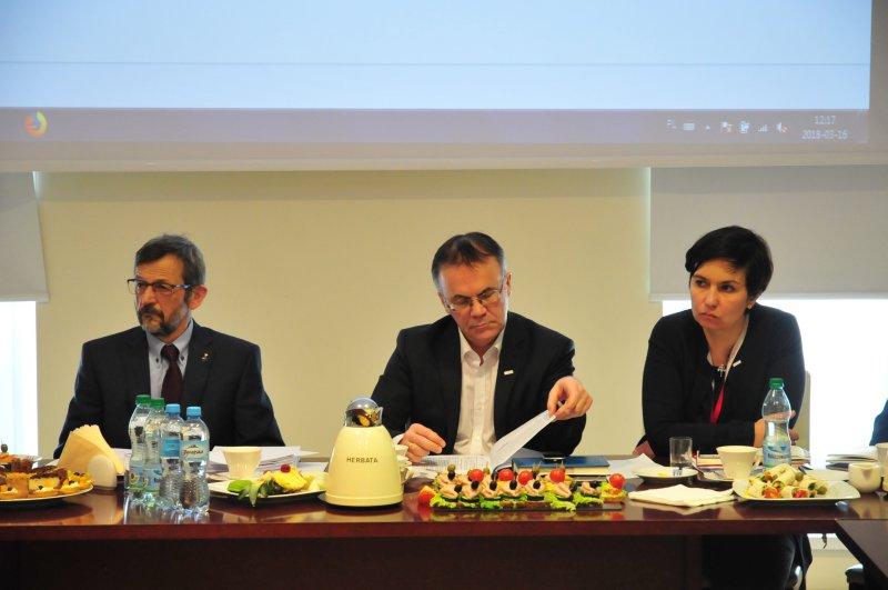 Na zdjęciu: ostatnie posiedzenie Rady ds. Muzeów i Miejsc Pamięci Narodowej kadencji na lata 2015 – 2018