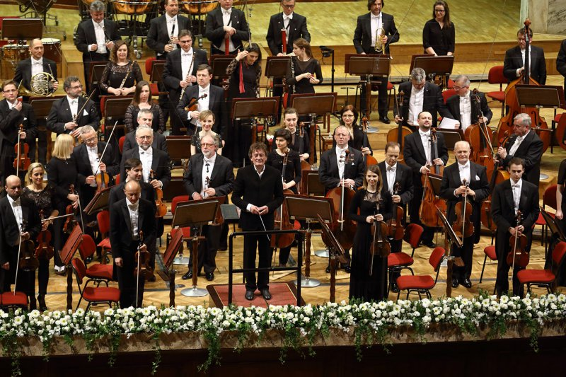 na zdjęciu 22. Wielkanocny Festiwal Ludwiga van Beethovena - koncert Krystiana Zimermana. autor zdjęcia: Bruno Fidrych