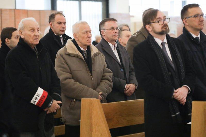 """Na zdjęciu: Uroczystości pogrzebowe Ewy Orzechowskiej-Jeglińskiej """"Ewa"""""""