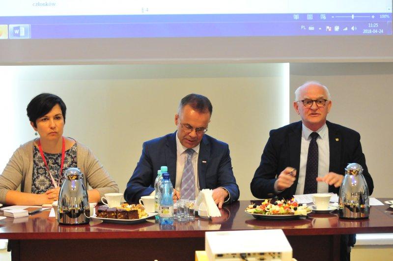 Na zdjęciu: inauguracyjne posiedzenie Rady do Spraw Muzeów i Miejsc Pamięci Narodowej przy Ministrze Kultury i Dziedzictwa Narodowego