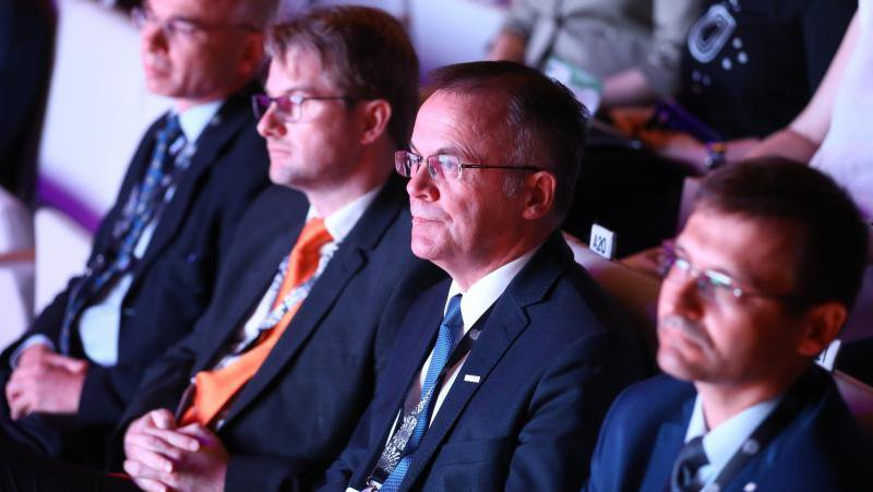 Na zdjęciu: inauguracja konferencji w Muzeum Historii Żydów Poslkich POLIN