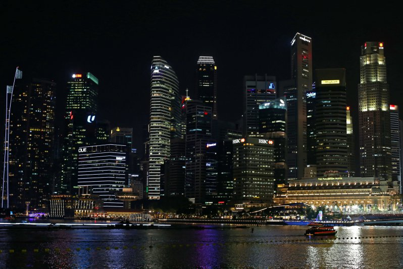 Na zdjęciu: Singapur