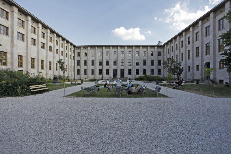 Na zdjęciu: Budynek Muzeum Narodowego w Warszawie
