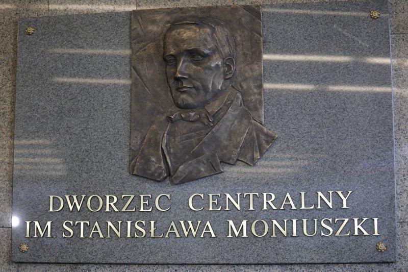 Stanisław Moniuszko patronem Dworca Centralnego